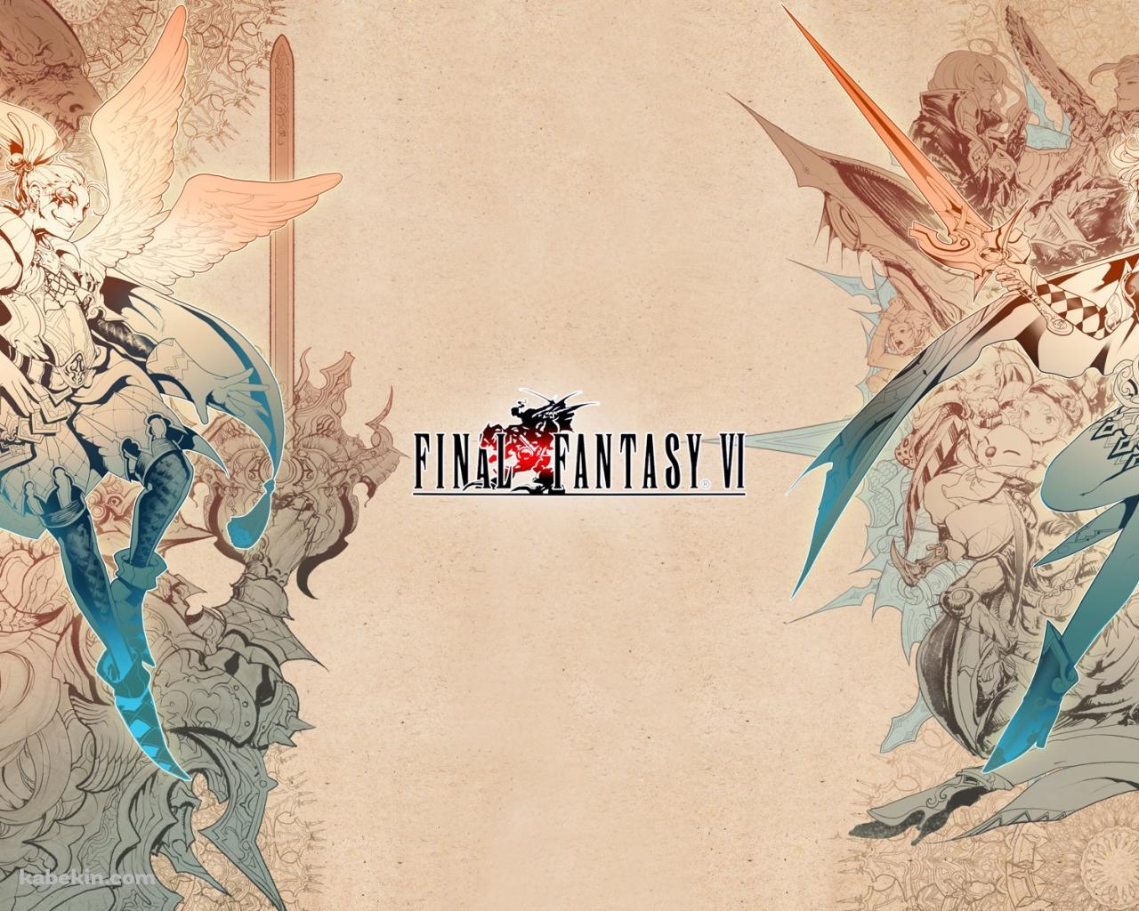FF6 【ファイナルファンタジー6】目次