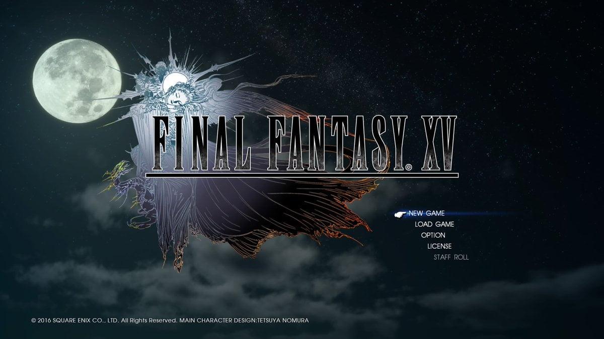 FF15【ファイナルファンタジー15】目次